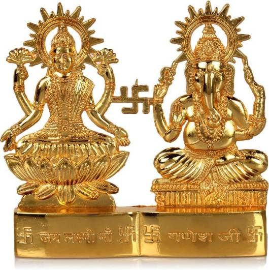 Pooja Items Articles - Laxmi Ganesh Idol
