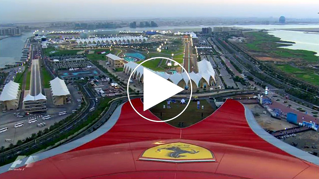The Formula 1 Guide To Abu Dhabi