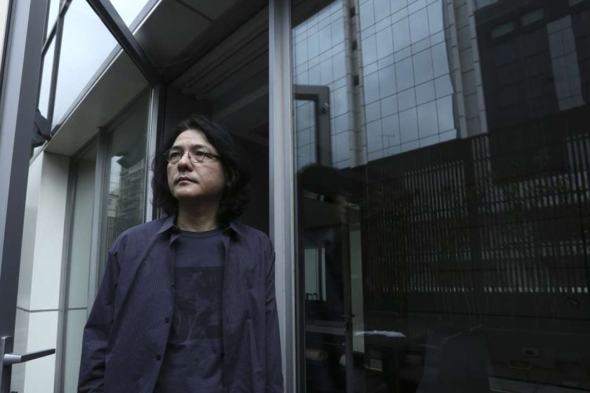 """""""I'm much more assured as a director now,"""" says Japan's director Shunji Iwai, who has a feature film in cinemas for the first time in 12 years. Photo: Jonathan Wong"""