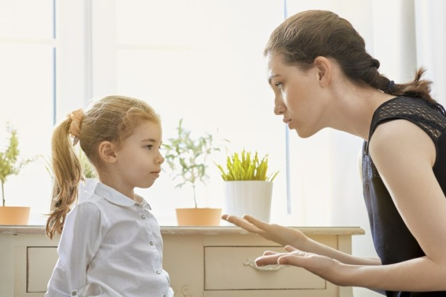 How to make a fresh start with your child after scolding them ...