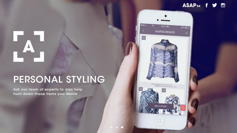 Fashion finder apps that link photos of clothes to stores selling     GDN