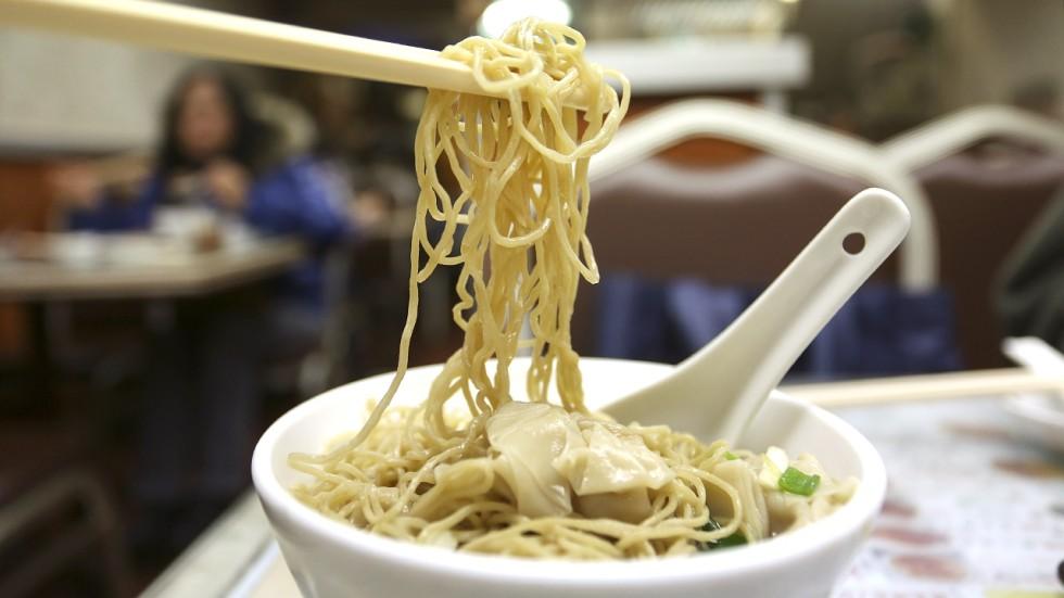 Cheap Eats Hong Kong