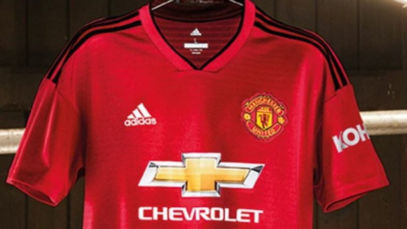 ea5adccff8d Manchester United New Kit 2018 Rip Off Tag Of 190 Outrages