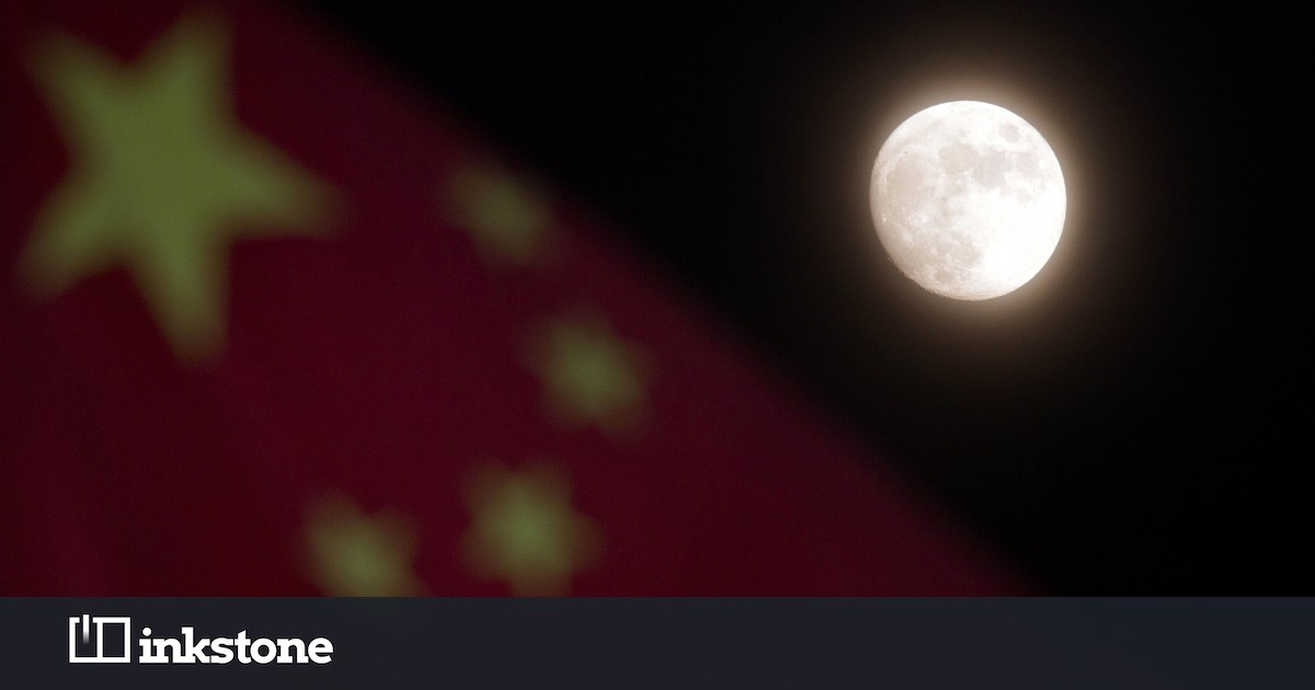 Chinas Online Community Shoots Down Artificial Moon Plan