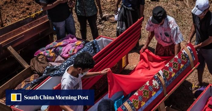 Indonesia Dead Body Culture
