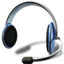 headset, voicecall icon