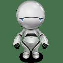 automator, marvin, robot icon