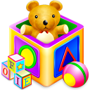package, toys icon