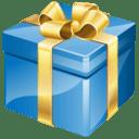 birthday, gifts, present icon