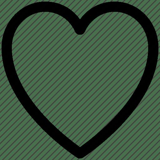 Download .svg, heart, heart shape, like, love sign, valentine heart ...