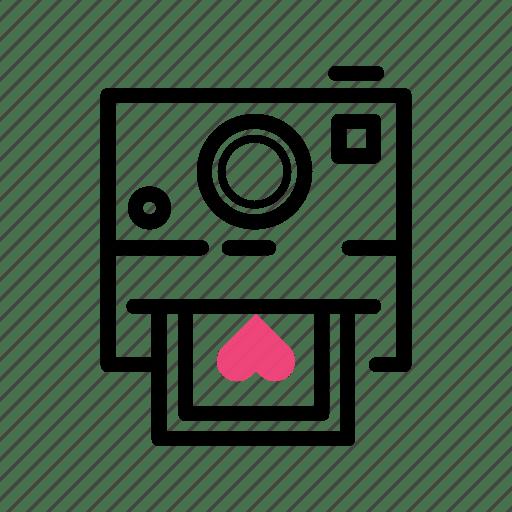 Download Camera, celebration, event, heart, love, polaroid ...