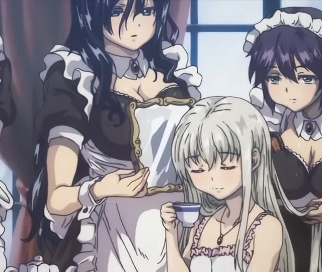 Horny Hentai Maids Service Their Masters Every Perverted Wish Cartoon Porn Videos