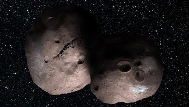 Предполагаемый облик карликовой планеты 2014 MU69