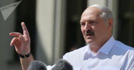 EU Spokesman Says Sanctions on Belarus, Possibly Lukashenko Still Under Discussion