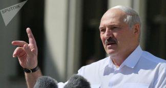 Syrian, Venezuelan Scenarios Used for Protests in Belarus, Lukashenko Says