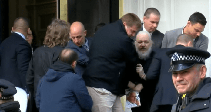 Assange's Removal From Embassy Was Coordinated on 'Direct Orders From the US President', Court Told