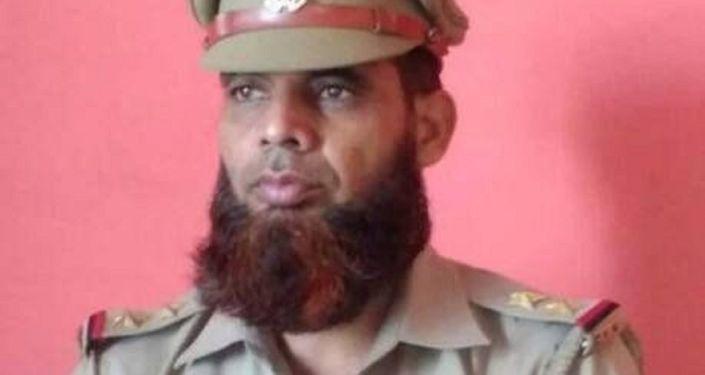 'Religion Over Duty?': Muslim Policeman Suspended for Sporting Beard in India's Uttar Pradesh