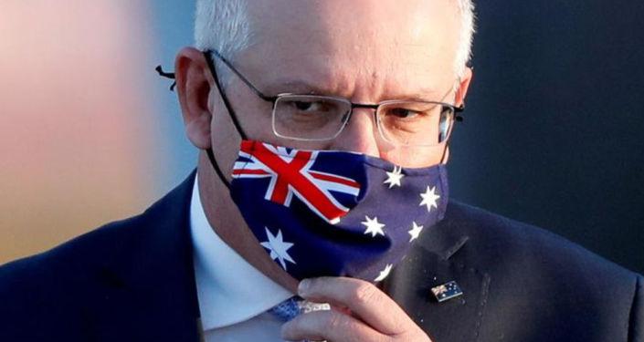 Australian PM Morrison Slams European Union for Blocking Vaccine Shipments, Ignoring His Letters