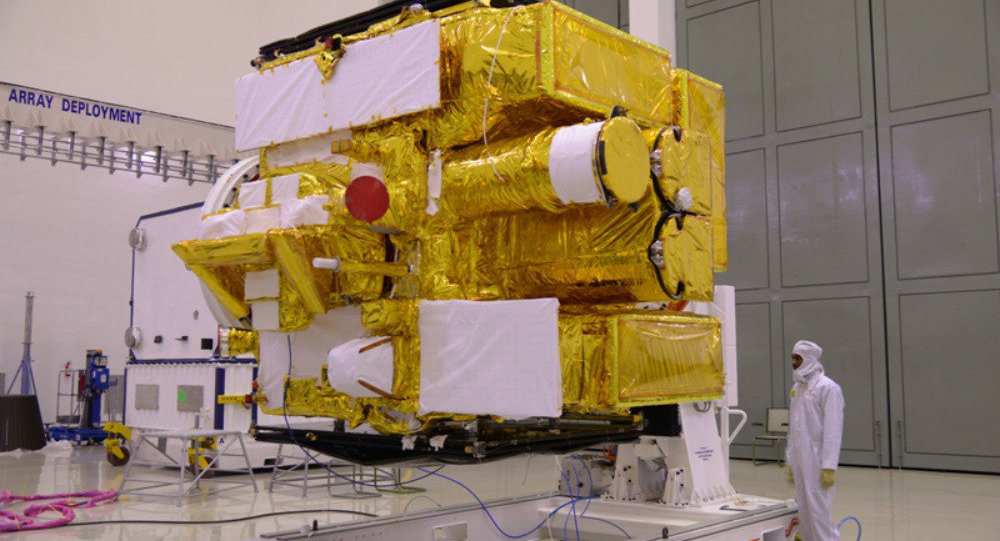 ASTROSAT satellite