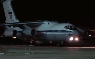 Russian Military Cargo Planes Deliver Medical Equipment to Italy Amid Raging Coronavirus – Video