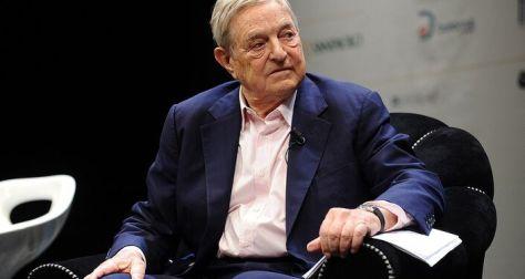 George Soros (Bestand)