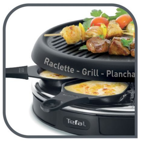 tefal raclette grill plancha re1288