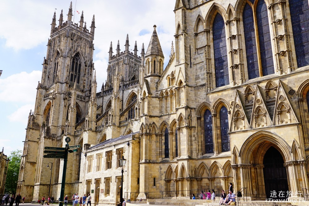 英國  約克 York  中世紀古城風情~約克一日遊(含景點攻略) - 逸在旅行