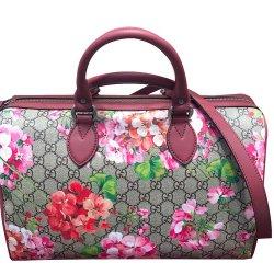 596acb13502 Gucci Handbag Handbags Cloth Multiple Colors Ref72589 Joli Closet