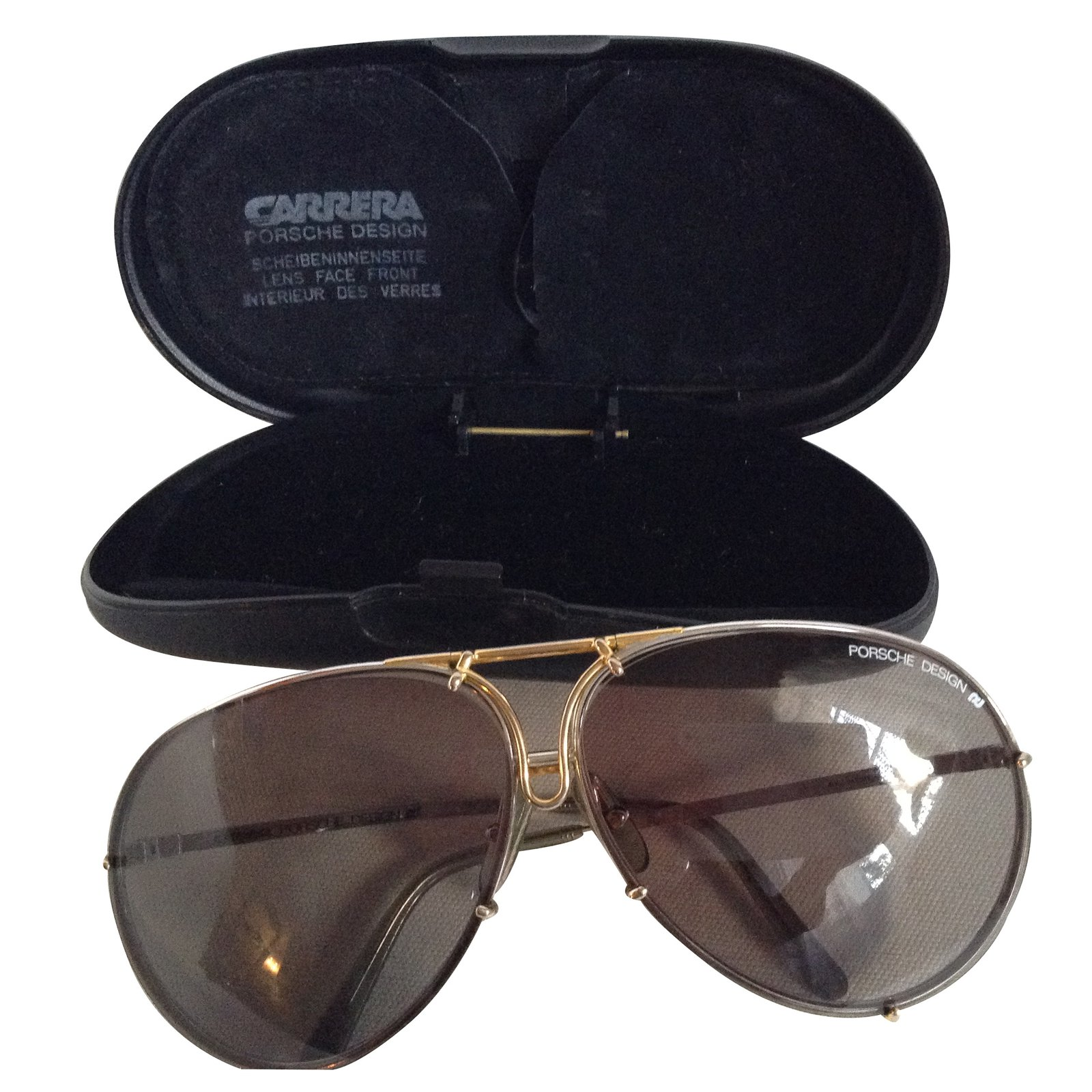 Lunettes Carrera Aviateur Carrera By Porsch Design Mtal