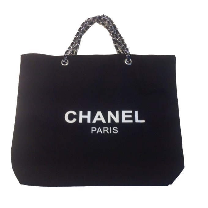5179131e5636 Chanel Vip Gift Bag Tote Gifts Other Black Ref 56344