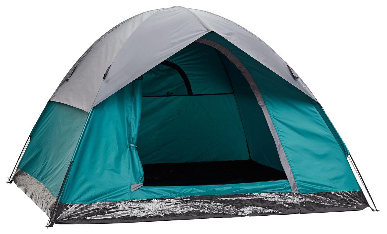 Tente FLENSMARKA 3 Pers Grisptrol JYSK