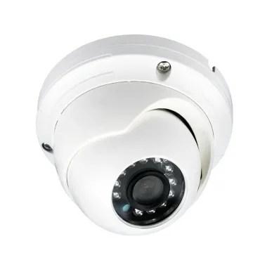 Telecamera CCTV Domo IP 720p IR20m