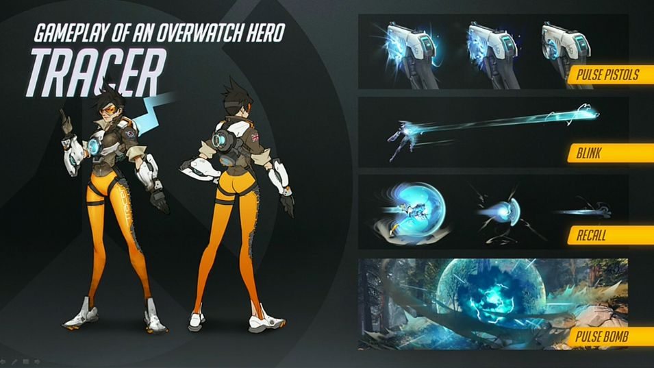 Blizzard Reveals More About The Hero Driven Overwatch At Blizzcon