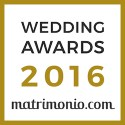 EM Wedding Studio, vincitore Wedding Awards 2016 matrimonio.com
