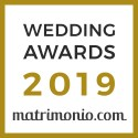 Tivioli's Photo, vincitore Wedding Awards 2019 matrimonio.com