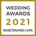 Andrea Materia, vincitore Wedding Awards 2021 Matrimonio.com