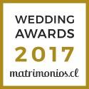FBAudio, ganador Wedding Awards 2017 matrimonios.cl