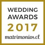 Ceremonia de Luz y Amor, ganador Wedding Awards 2017 matrimonios.cl