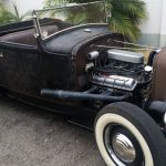 1930 Ford Roadster Hot Rod F16 Anaheim 2016