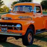 1952 Ford F2 Marmon Harrington Pickup S50 1 Denver 2019