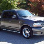 2002 Ford F150 Crew Cab Pickup T65 Kissimmee 2012