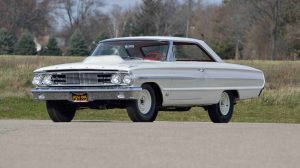 1964 Ford Galaxie 500 Lightweight RCode 427425 HP, 1 of