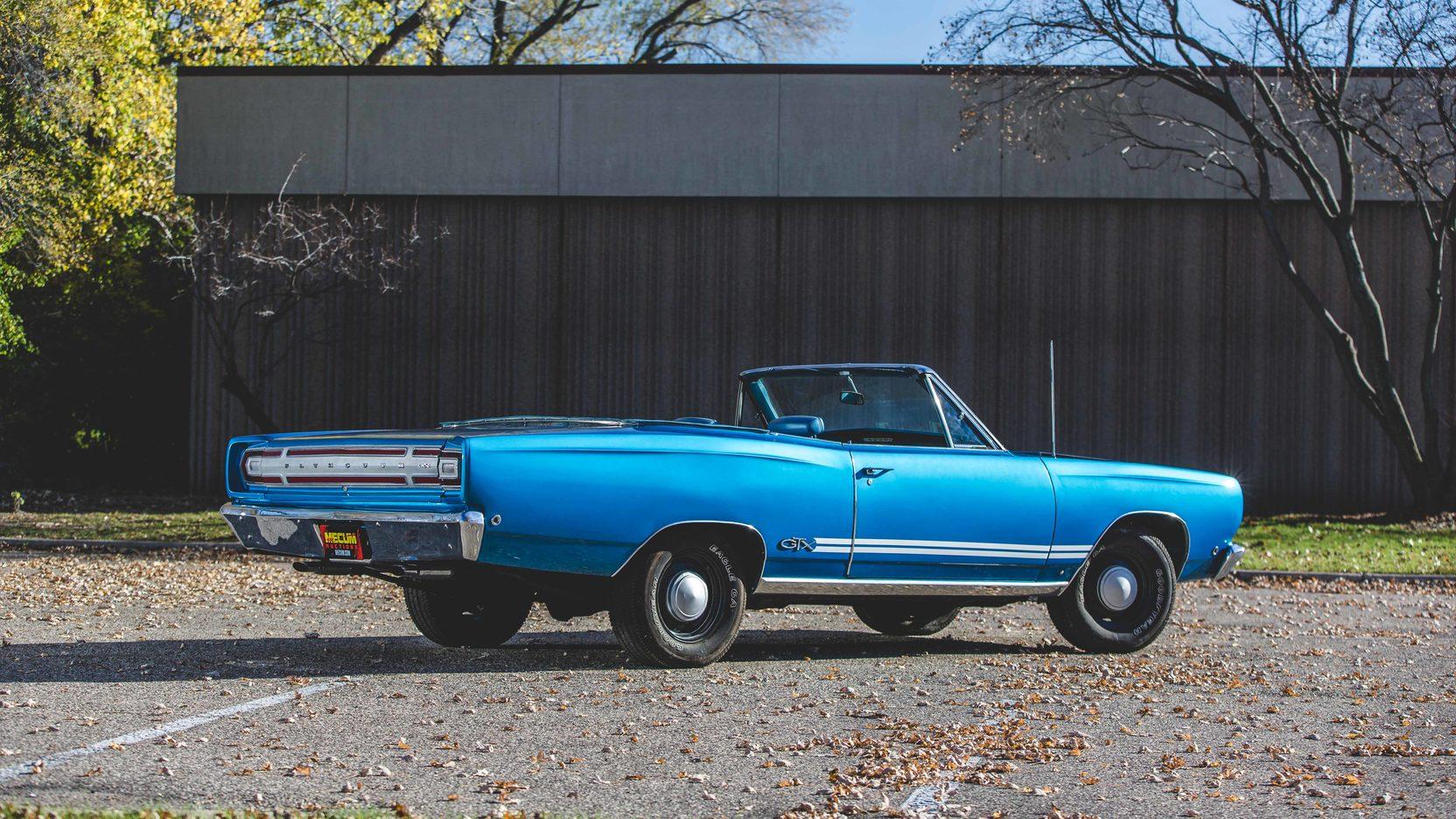 1968 Plymouth GTX Convertible