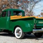 1952 Chevrolet 3100 5 Window Pickup T126 Kissimmee 2018
