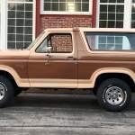 1985 Ford Bronco Xlt F120 Louisville 2018