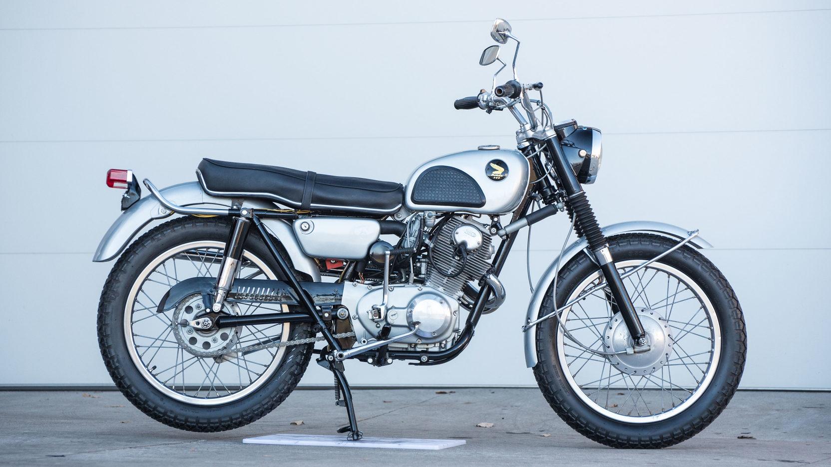 1965 honda scrambler reviewmotors co Honda 305 Snuffer Not Pic 1965 honda 305 scrambler s215 las vegas motorcycle 2017