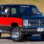1988 Chevrolet K5 Blazer V16 The Eddie Vannoy Collection 2020