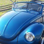 1971 Volkswagen Super Beetle Convertible F5 Harrisburg 2014