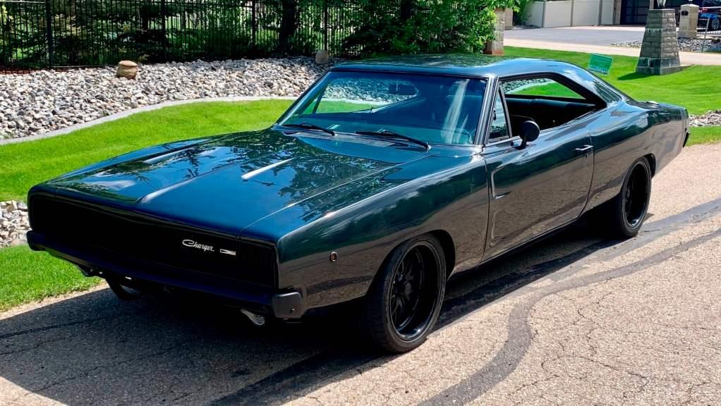 1968 Dodge Charger | F210.1 | Harrisburg 2019