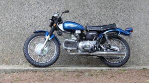 1969 HarleyDavidson SS 350 Sprint | U86 | Harrisburg 2014